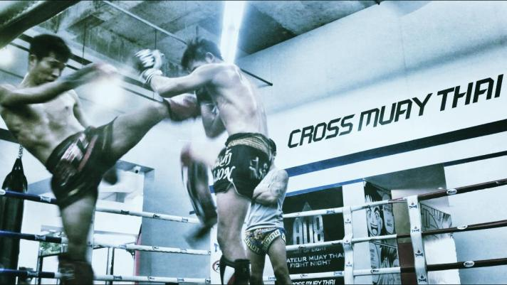 Image: Cross Muay Thai