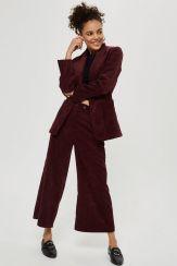 Corduroy Suit, Topshop   £110