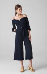 Off-SHoulder Jumpsuit, Whistles | £179