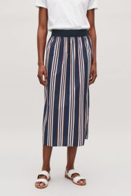 Striped Skirt, COS | £59